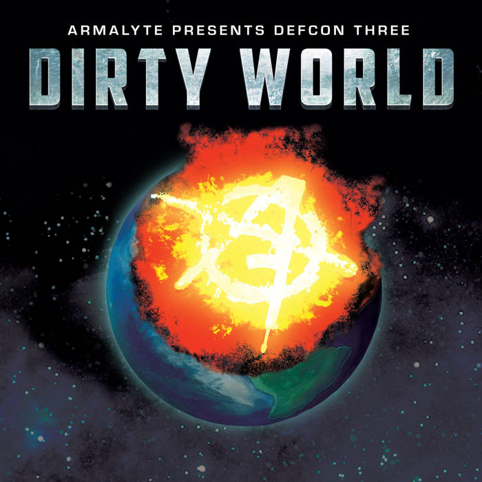 Various Artists - Defcon Three: Dirty World