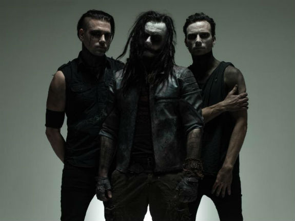 Mortiis - The Great Corrupter - JLA remix